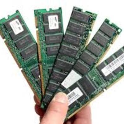 MEMORIA RAM timeline