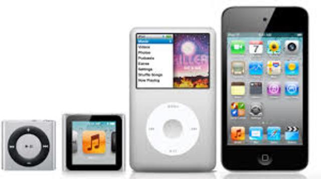 Ipod, Steve Jobs.