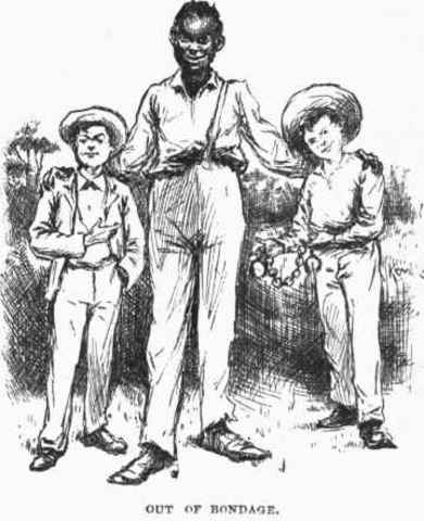 the adventures of huckleberry finn major events timeline jim is d