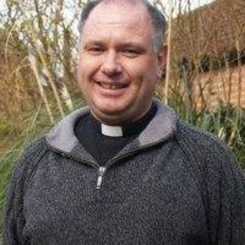 Rev Derek Hollis appointed Vicar of St Mary's