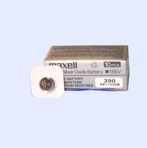 Pila miniatura de óxido