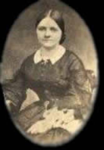 Martha Hardaway Redding - Founder Birth