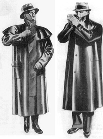Charles MacIntosh invents the first raincoat