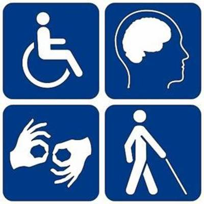 """Línea del tiempo describiendo la evolución del concepto """"discapacidad"""" timeline"""