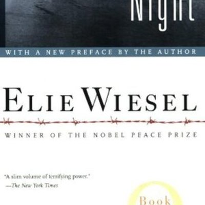 """""""Night"""" Elie Wiesel timeline"""