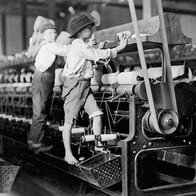 The Industrial Revolution. timeline