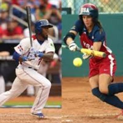 Historia del béisbol y softball timeline
