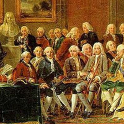 Enlightenment  in European history  timeline