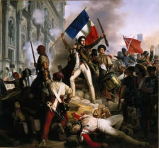 •LA REVOLUCIÓN FRANCESA.