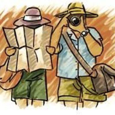 hechos relevantes en turismo timeline