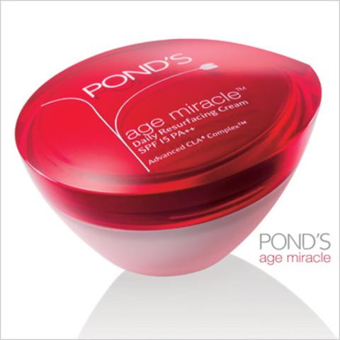 Pond's beauty cream