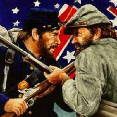 Newton Scott Civil War Timeline