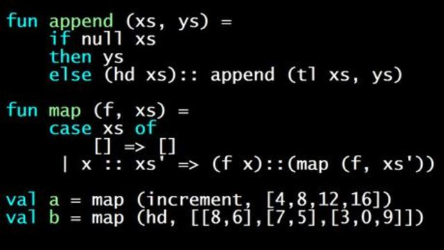 Simply typed lambda calculus