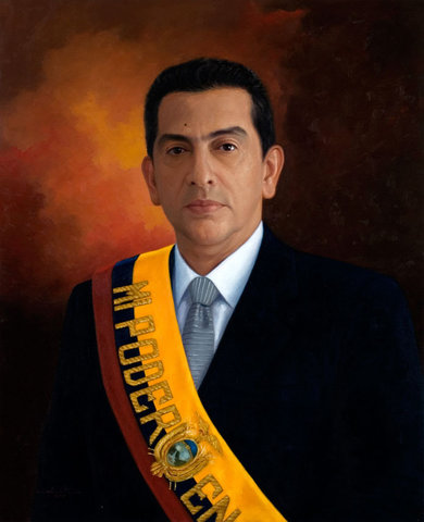 ING. LUCIO GUTIÉRREZ BORBÚA