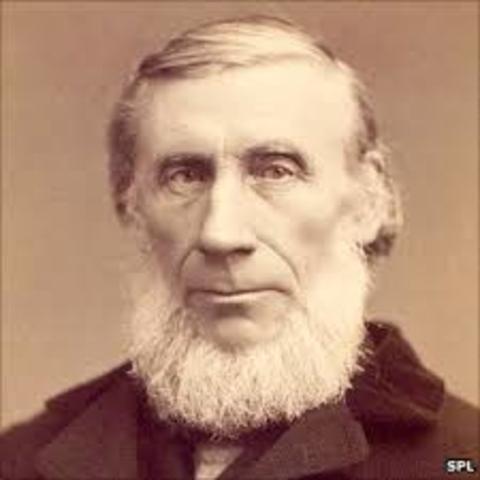 "Confirmó la ""teoria de Biogénesis"". John Tyndall."