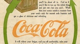 History of advertisements timeline