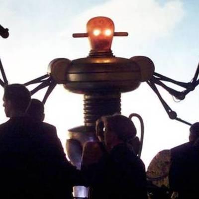 Robotar genom tiderna. timeline