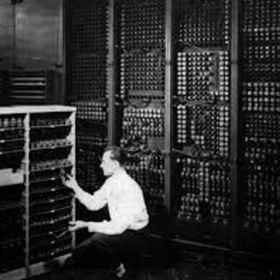 Computer Pioneers timeline