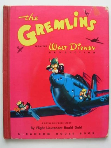 First book published: The Gremlins