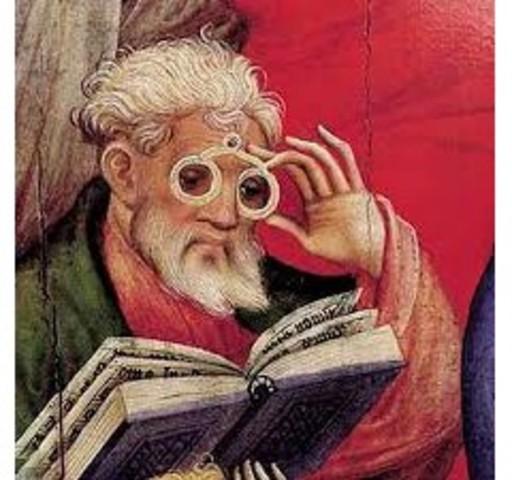 Primera afirmacion acerca del uso de lentes