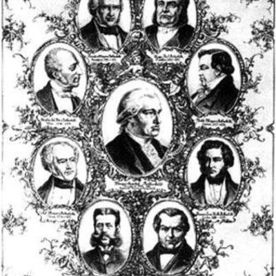 LA HISTORIA DE LA DINASTIA ROTHSCHILD timeline