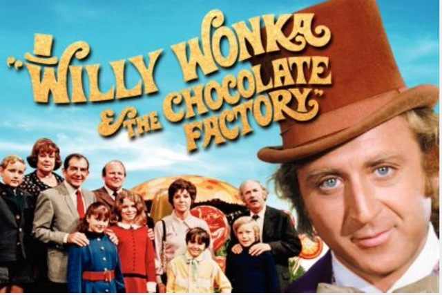 Willy wonky and the chocolate factory