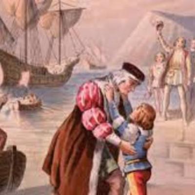 Cristóbal Colón Línea del tiempo timeline