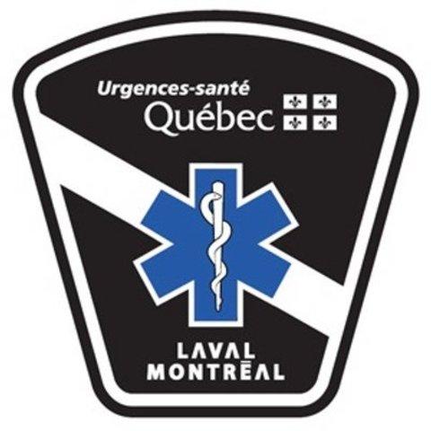 New Urgences-santé logo