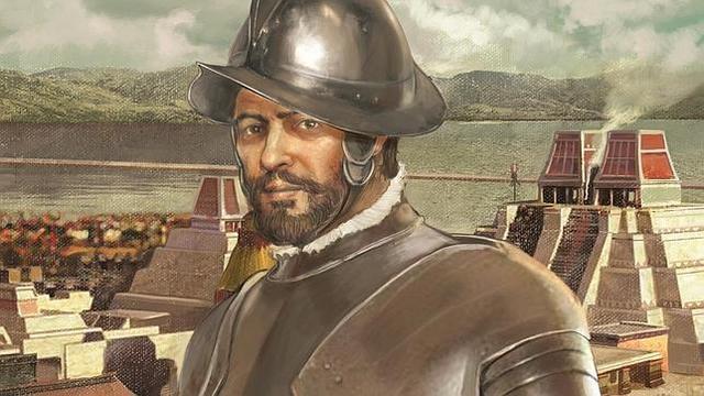 primer poblado  español en mexico