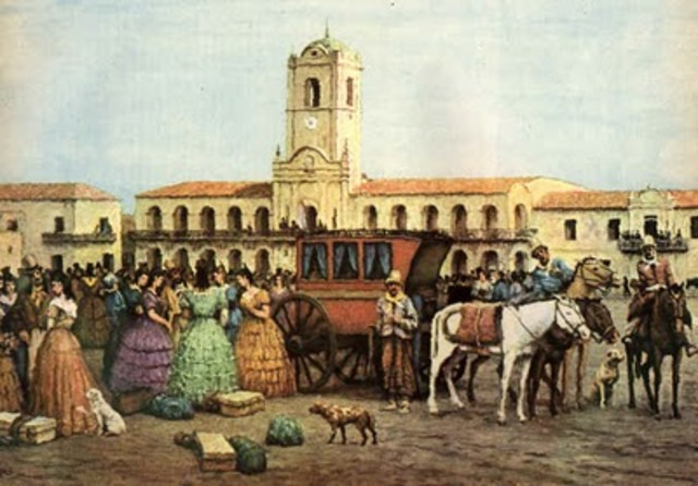 epoca colonial  1521 - 1821