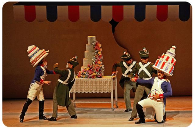 Guerra de los pasteles