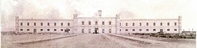 Primer prisión en México.