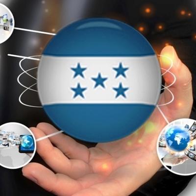 Historia - Como llega el Internet a Honduras timeline