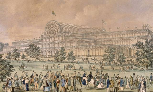 Expo del Cristal Palace