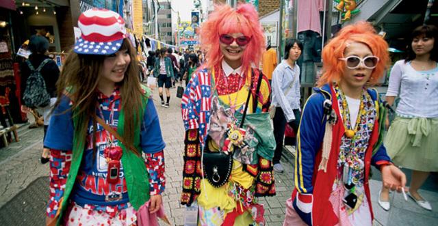 Japan bang party japanese