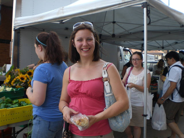 Visit a farmers market in PGH