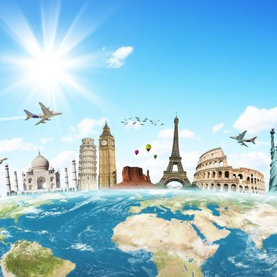 Ocio, transporte, viajes y turismo timeline