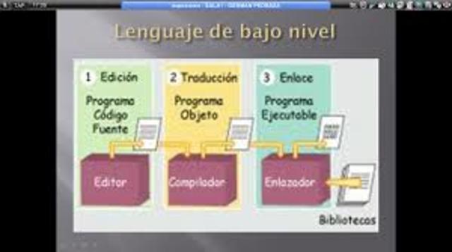LENGUAJES DE BAJO NIVEL (ensamblador)