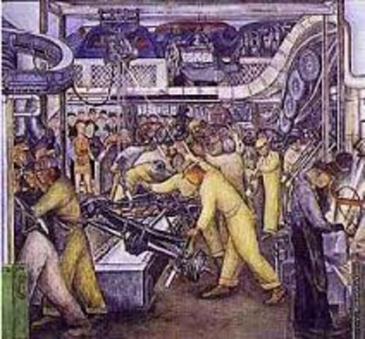 Capitalismo industrial y bancario (siglos segunda mitad del XVIII, XIX y XX)