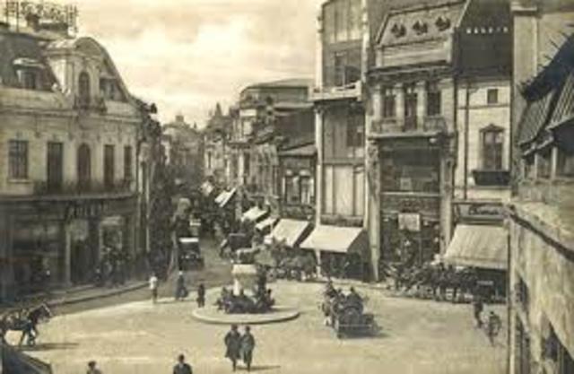 Primera mitad del Siglo XIX
