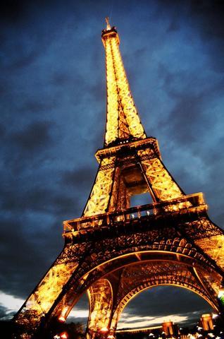 Linea de tiempo del ocio transporte turismo y viajes for Quien hizo la torre eiffel