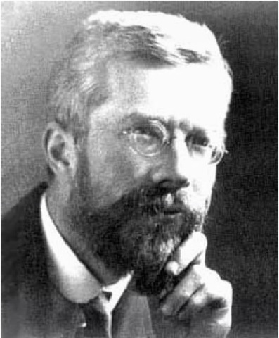 Ronald Fisher y la genética de poblaciones.