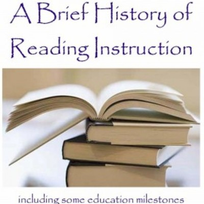 The History of Reading timeline