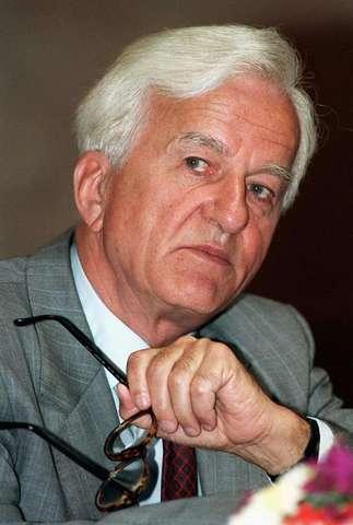 Richard von Weizsäcker gewählt