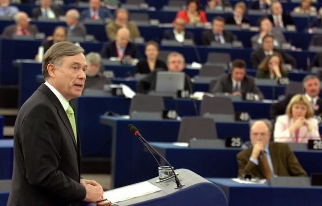 Horst Köhler gewählt