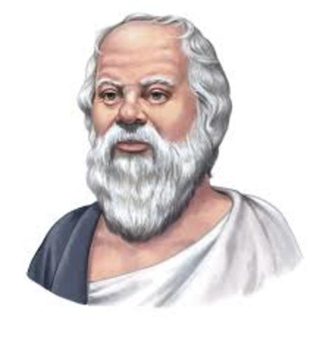 Socrates, siglo V A.C