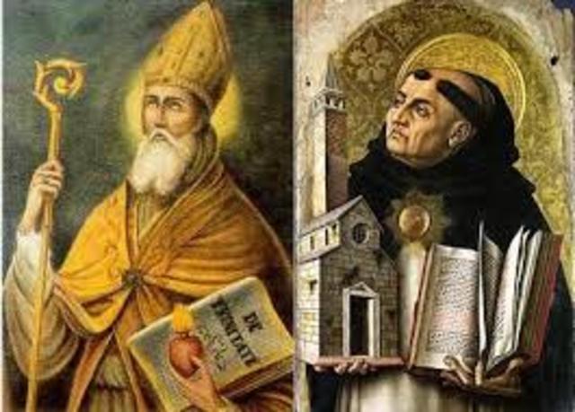 Dualismo en la edad media (Siglo V d.c - Siglo X d.c)