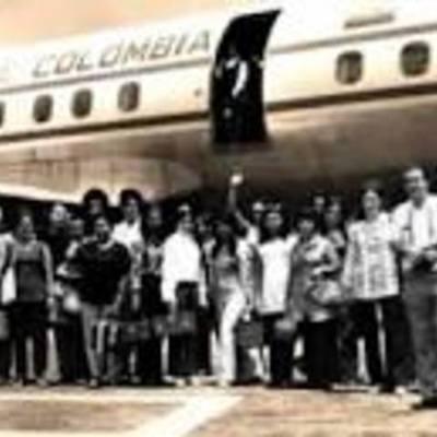 Historia de la aviación en colombia timeline