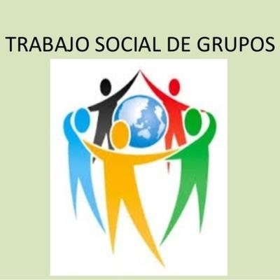 Historia del Trabajo Social de Grupo timeline