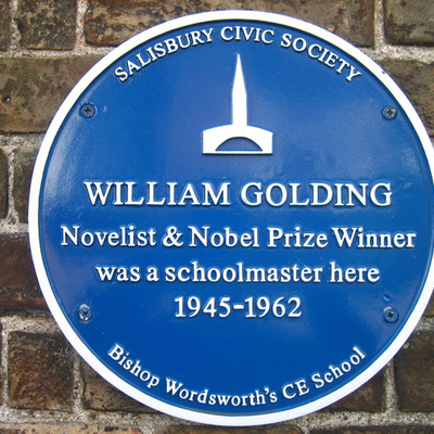 William Golding timeline